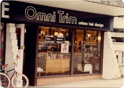 Omni Trim Unisex Hair Design