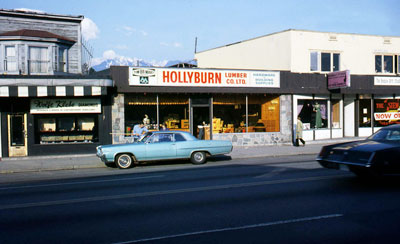 Hollyburn Lumber Co.