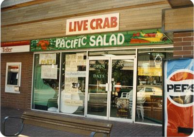 Pacific Salad