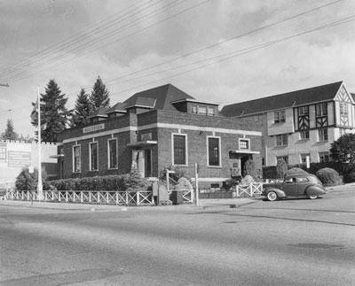 Hollyburn Post Office