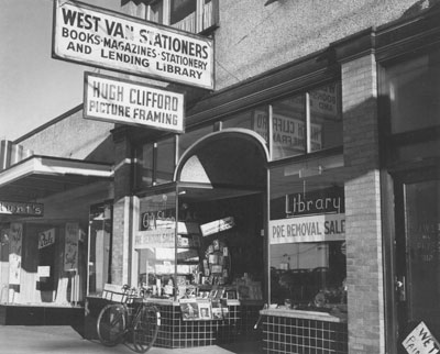 West Van Stationers