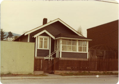 House, Clyde Avenue
