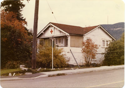 Red Cross House