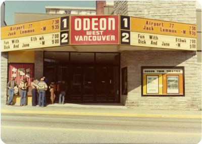 West Vancouver Odeon
