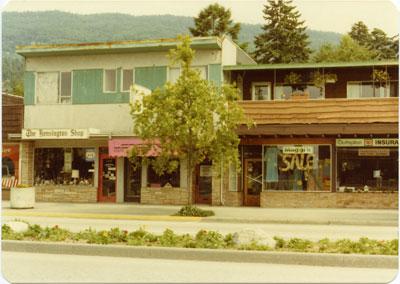 The Kensington Shop