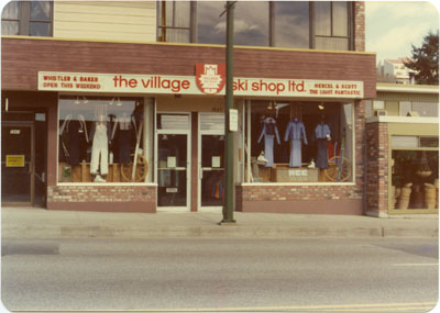 The Village Ski Shop Ltd.
