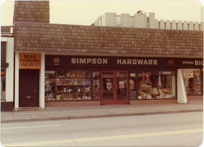 Simpson Hardware
