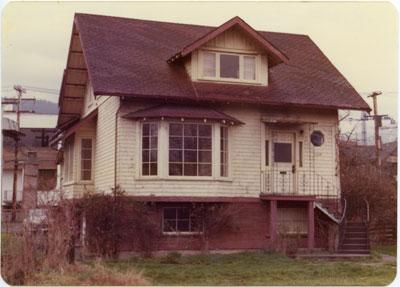 House, 1539 Bellevue Avenue