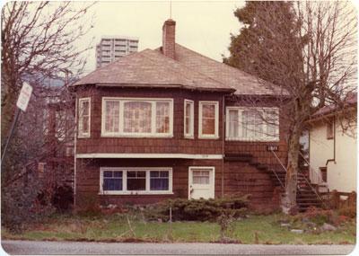 House, 1519 Bellevue Avenue