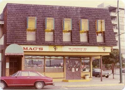 Mac's Convenience Store