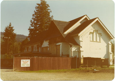 Old St. Stephen's Anglican Church