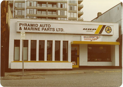 Pyramid Auto & Marine Parts Ltd.