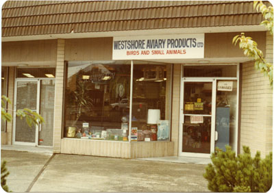 Westshore Aviary Products Ltd.