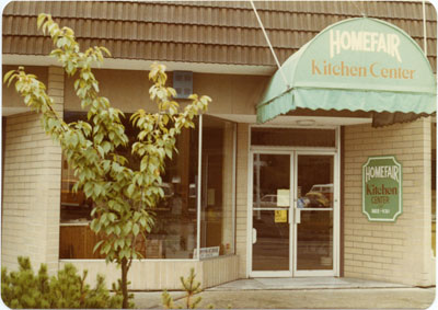 Homefair Kitchen Center