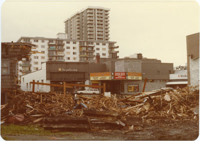 Demolished Lot