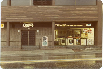Y. Franks Appliances Limited