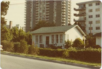 House, 16th Street