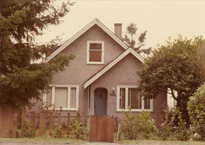 House, Haywood Avenue