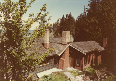 House, Howe Sound Lane