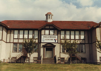 Inglewood School Building
