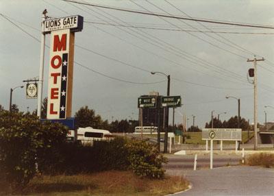 Lions Gate Motel
