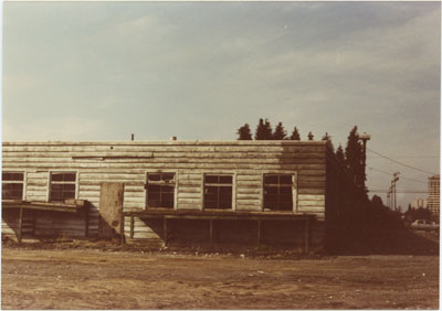 Closed Municipal Works Yard