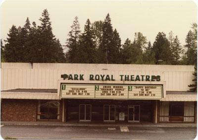 Park Royal Theatres