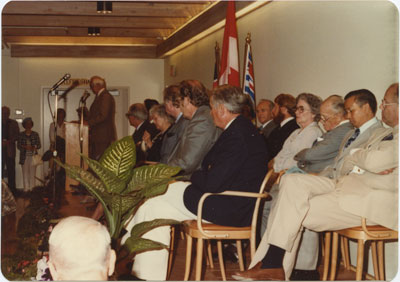 Official Opening of the Senior Citizens' Centre