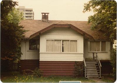 House at 2120 Marine Drive
