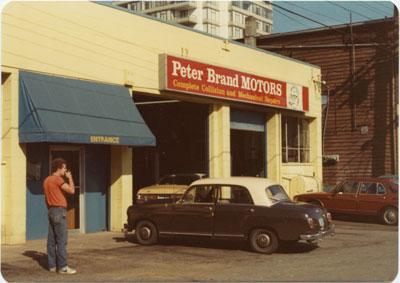 Peter Brand Motors