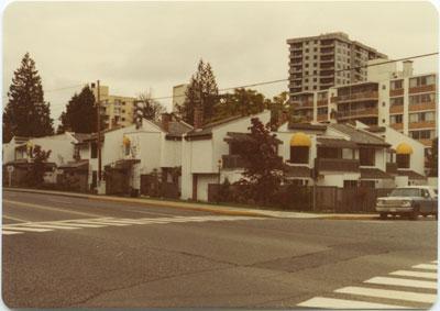 Southeast Corner of Marine Drive & 21st