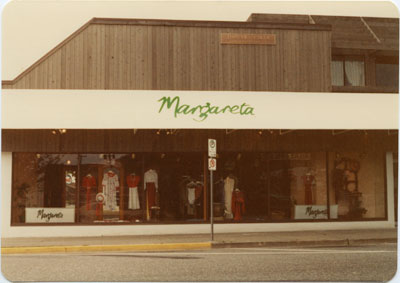 Margareta Dress Shop