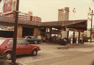 Petro Canada Station