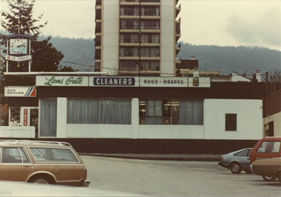Lions Gate Cleaners