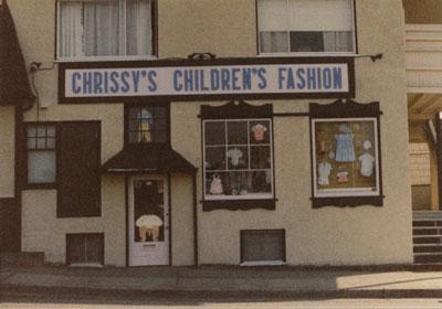 Chrissy's Children's Fashion