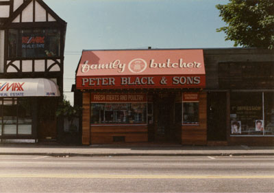 Peter Black & Sons Family Butcher