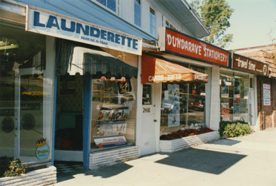 Marine Drive Launderette and Dundarave Stationary
