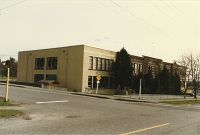 Pauline Johnson Elementary School