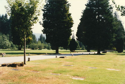 West Vancouver Cemetery