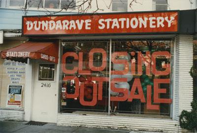 Dundarave Stationary