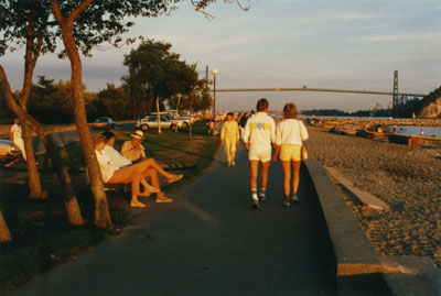 Ambleside Park Sea Walk