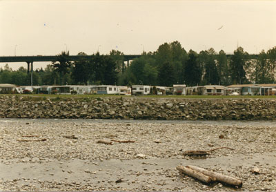 Capilano Travel Trailer Park
