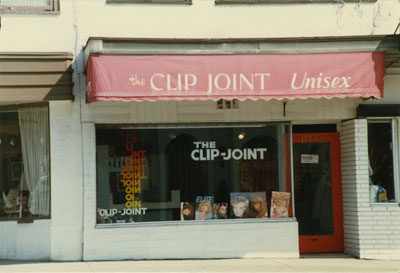 The Clip-Joint Hair Salon
