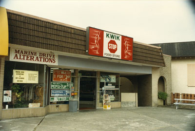 Kwik Stop Food Store & Marine Drive Alterations