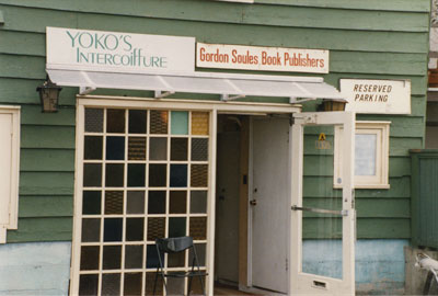 Yoko's Intercoiffure & Gordon Soules Book Publishers