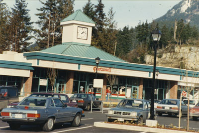 Caulfeild Plateau Shopping Centre