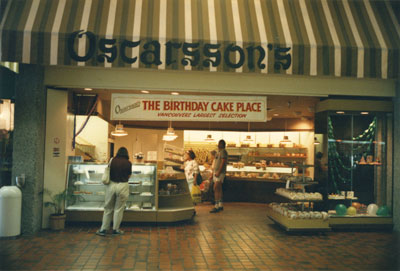 Oscarsson's The Birthday Cake Place