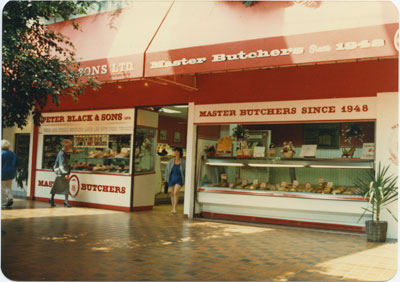 Peter Black & Sons Master Butchers