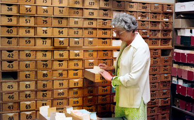 WVML Card Catalogue System