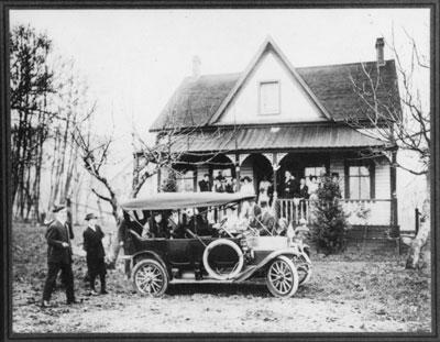 Navvy Jack's House